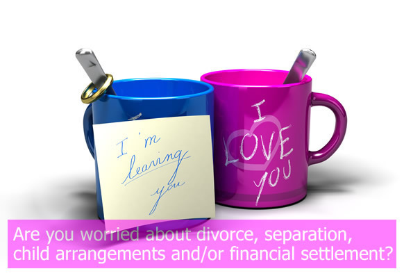 Divorce Solicitors London and Herts